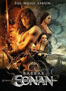 Barbar Conan - DVD