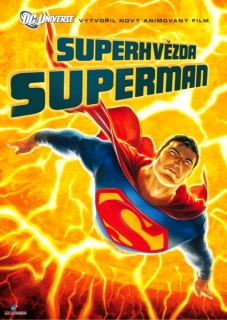 Superhvězda Superman - DVD