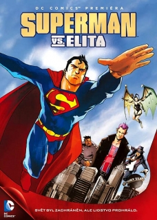 Superman vs. Elita ( plast ) - DVD