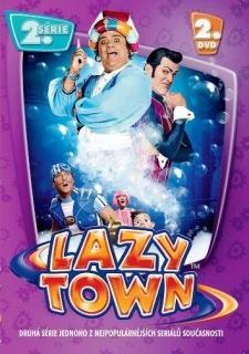 Lazy Town DVD 2 - II. serie