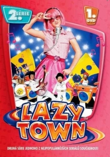 Lazy Town DVD 1 - II. serie