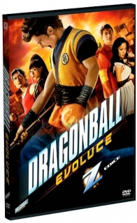 Dragonball: Evoluce - DVD