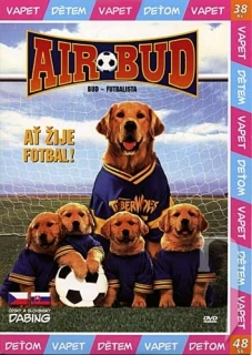Air Bud - Fotbalista - DVD
