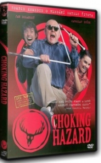 Choking hazard ( plast ) - DVD