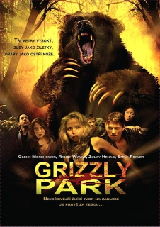 Grizzly park - DVD plast